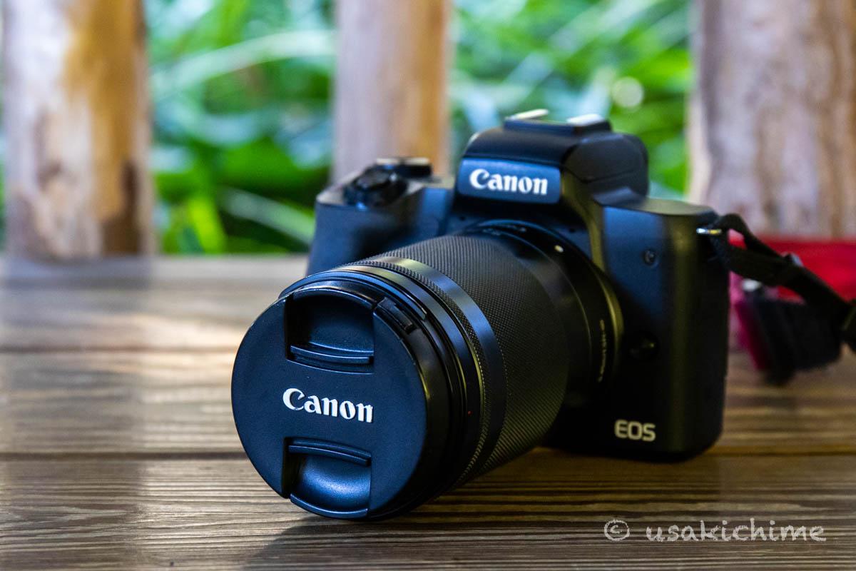 【ミラーレスカメラ】CANON EOS Kiss M@ズーラシア