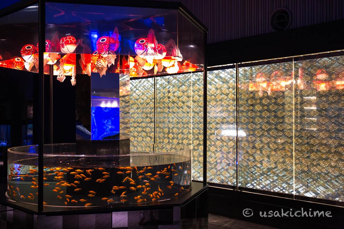 すみだ水族館 江戸リウム